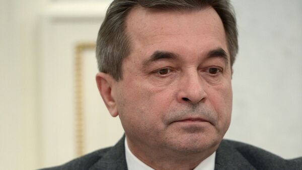 Помощник президента РФ Евгений Школов. Архивное фото