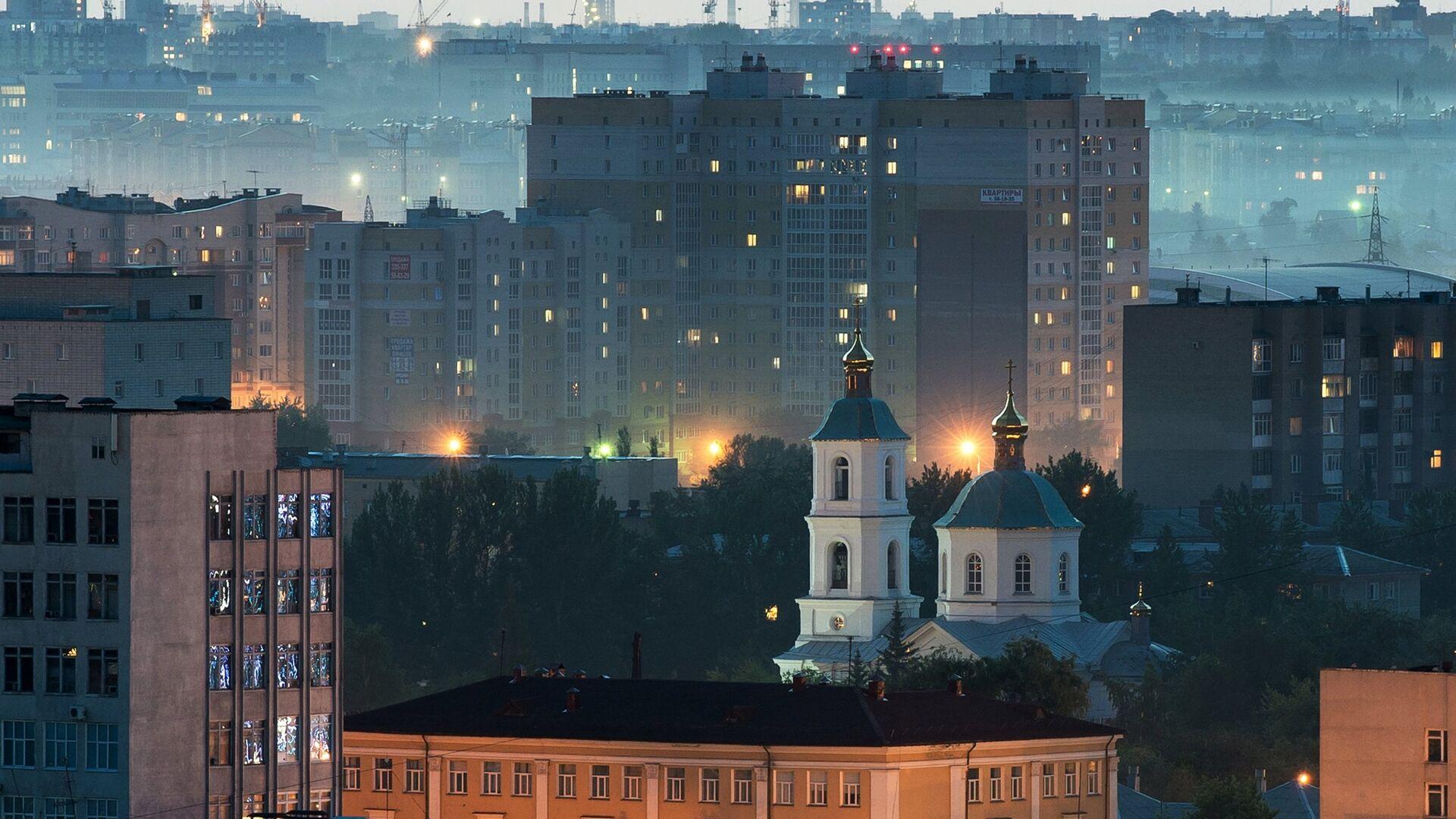 Жилые дома - РИА Новости, 1920, 15.06.2018