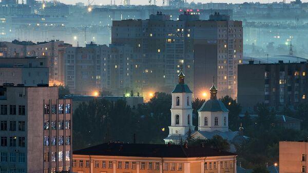 Города России. Омск