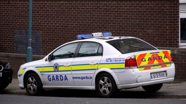 Полиция в Дублине, Ирландия