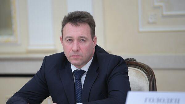 Игорь Холманских. Архивное фото