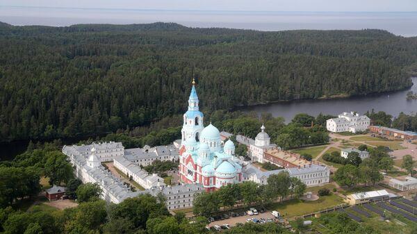 Спасо-Преображенский Валаамский ставропигиальный монастырь