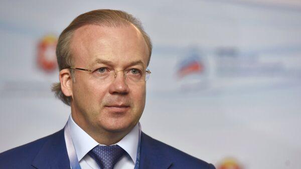 Сопредседатель общественной организации Деловая Россия Андрей Назаров на Ялтинском международном экономическом форуме в Крыму