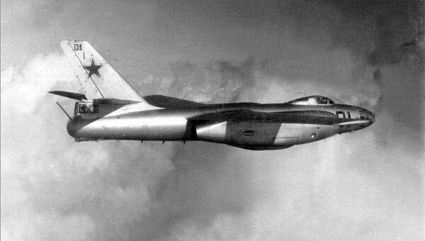 Первый серийный Ил-28