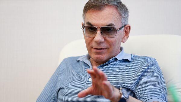 Ректор Балтийского федерального университета (БФУ) имени И. Канта Андрей Клемешев