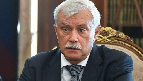 Георгий Полтавченко. Архивное фото