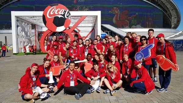 Волонтеры ЧМ-2018 в Казани подводят итоги