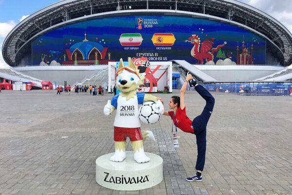 Длительное и продуктивное обучение волонтеров в Казани дало свои плоды – команда добровольцев справилась на отлично