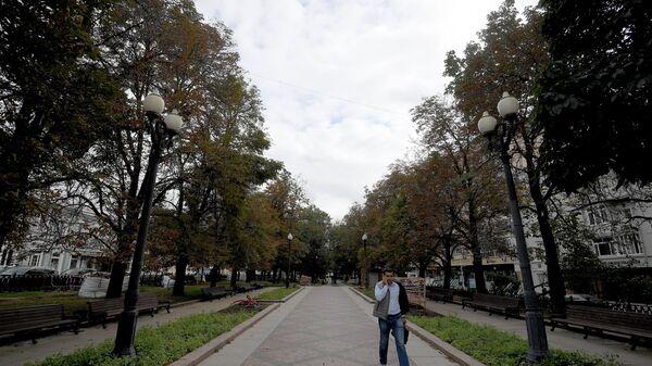 Реконструкция улиц в Москве