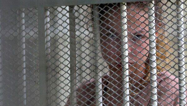 Анастасия Вашукевич в суде Паттайи. Архивное фото