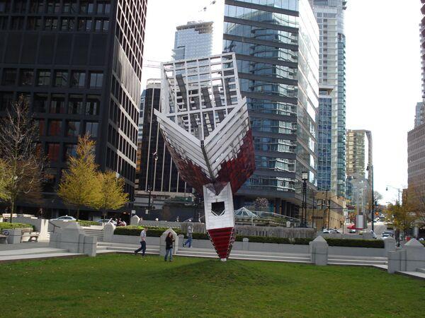 Устройство уничтожения зла, Ванкувер, Канада
