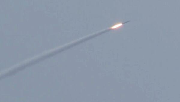 Томск ударил крылатой ракетой по условному противнику
