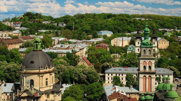 Украинский город Львов