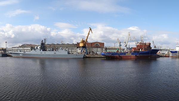 Северная верфь в Санкт-Петербурге