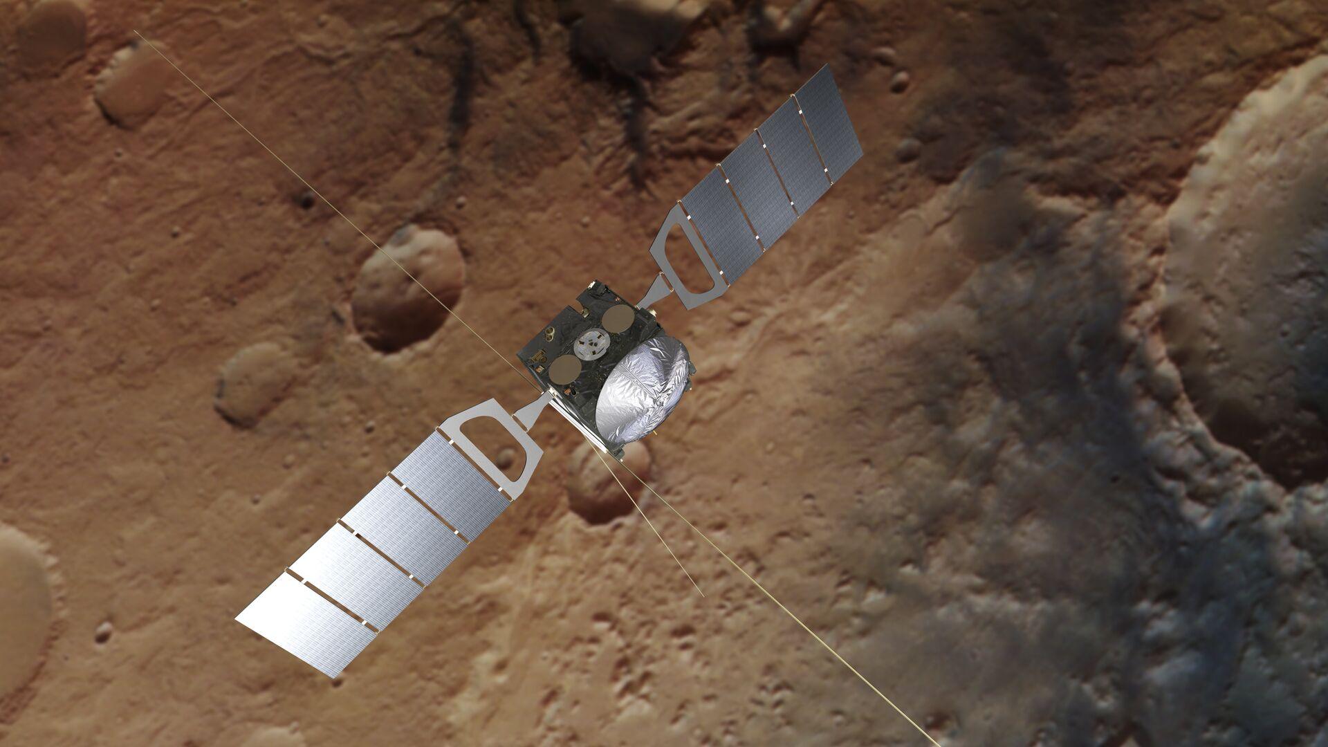 Автоматическая межпланетная станция Марс-экспресс - РИА Новости, 1920, 30.09.2020