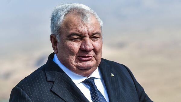 Генеральный секретарь ОДКБ Юрий Хачатуров. Архивное фото