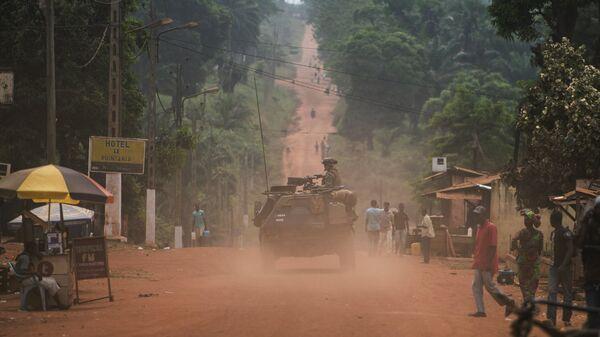 Центрально-Африканская Республика. Архивное фото