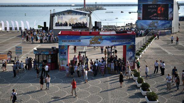 Международный фестиваль Sochi Jazz Festival в Сочи
