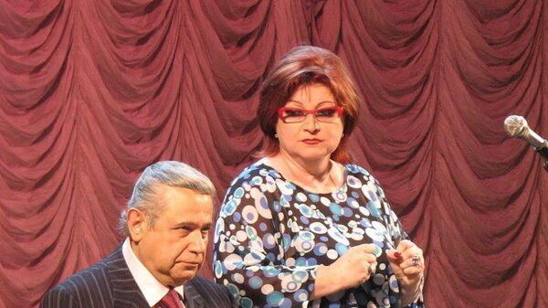 Вечер юмора Евгения Петросяна и Елены Степаненко в Московском Театре Эстрады