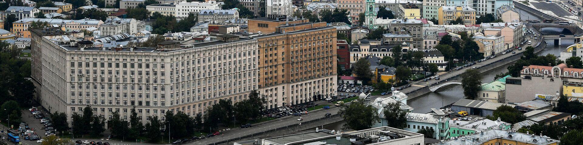 Города России. Москва - РИА Новости, 1920, 06.12.2018