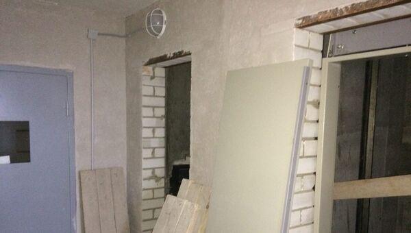 Многоэтажный дом без лифтов, который был принят саратовскими чиновниками