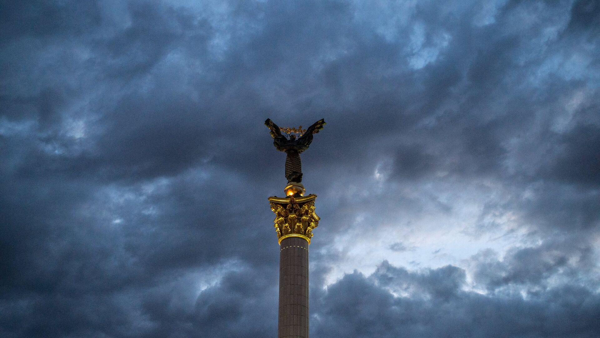 Монумент Независимости Украины в Киеве - РИА Новости, 1920, 30.10.2020