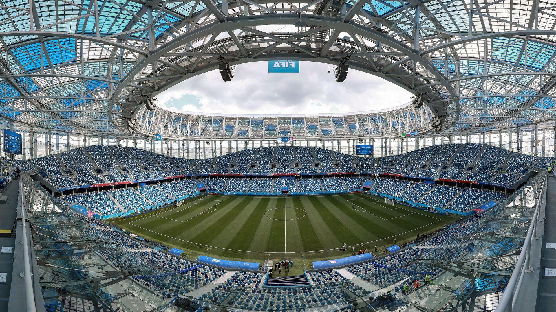 Стадион Нижний Новгород - РИА Новости, 1920, 10.07.2021