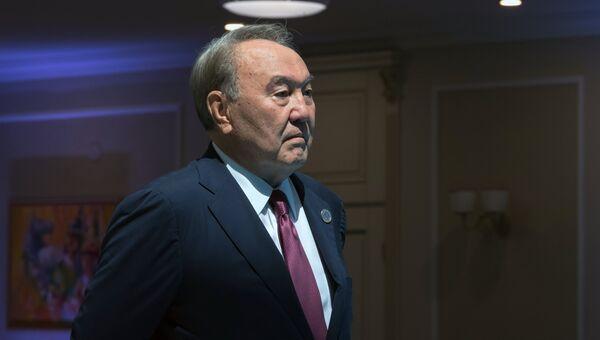 Нурсултан Назарбаев. Архивное фото.