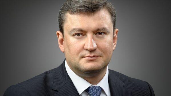 Глава города Оренбурга Арапов Евгений Сергеевич