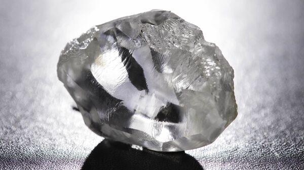 Алмаз из месторождения Куллинан в ЮАР