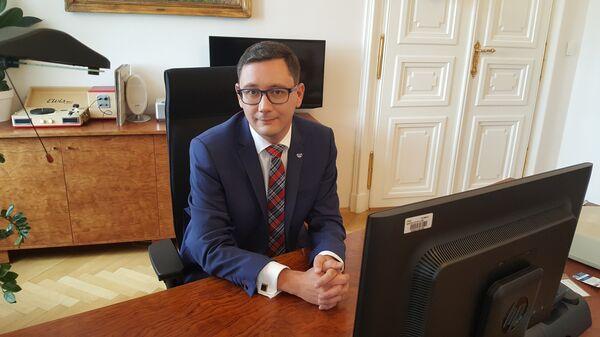 """Пресс-секретарь Земана прокомментировал публикацию """"досье Пандоры"""""""