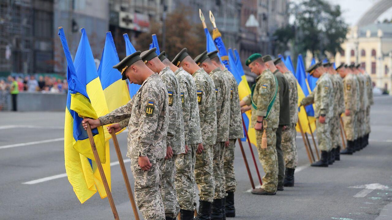 Украинский генерал призвал бороться с Россией