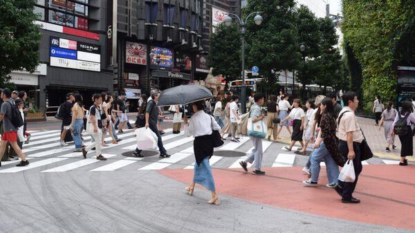 Погода в Токио