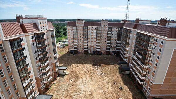 Жилищное строительство в Московской области