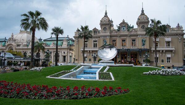 Города мира. Монте-Карло