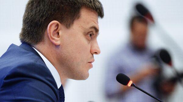 Министр науки и высшего образования России Михаил Котюков. Архивное фото