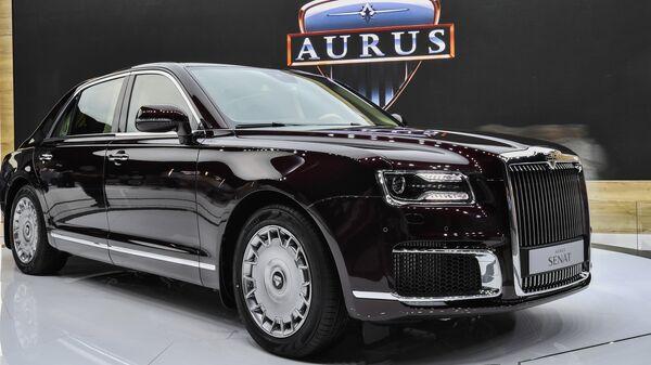 Автомобиль Aurus Senat
