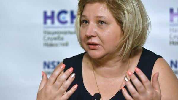 Племянница экс-полковника ГРУ Сергея Скрипаля Виктория Скрипаль