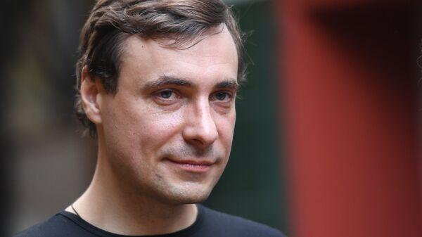 Российский актер Евгений Цыганов