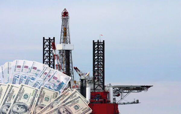 Снижение нефти может увести фондовый рынок РФ вниз на открытии