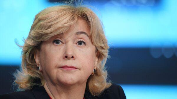 Заместитель министра науки и высшего образования РФ Марина Боровская