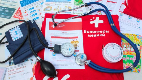 Волонтеры-медики расскажут сельским жителям о профилактике заболеваний