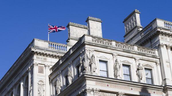 Здание МИД Великобритании в Лондоне