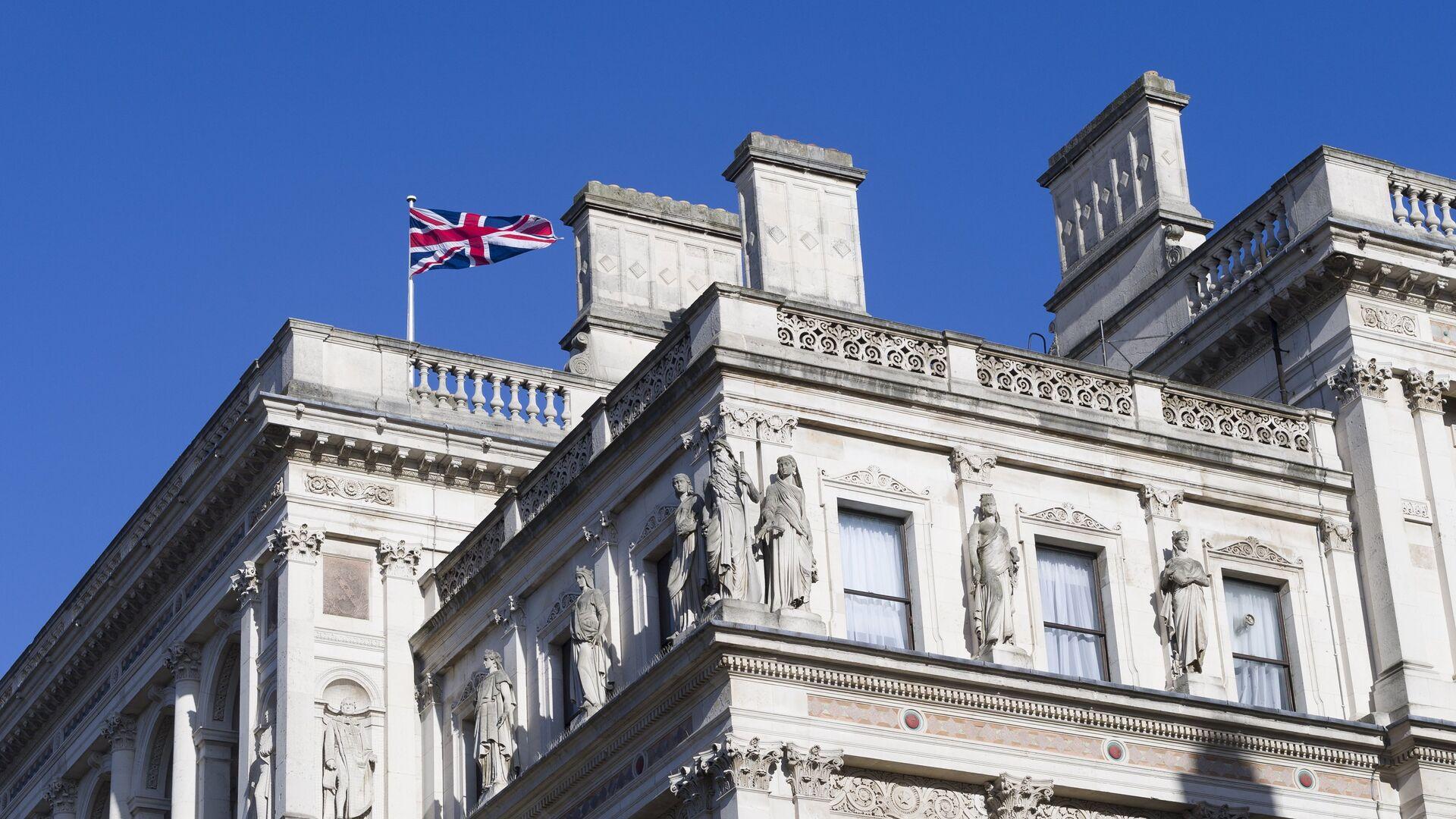 Здание МИД Великобритании в Лондоне - РИА Новости, 1920, 27.10.2020