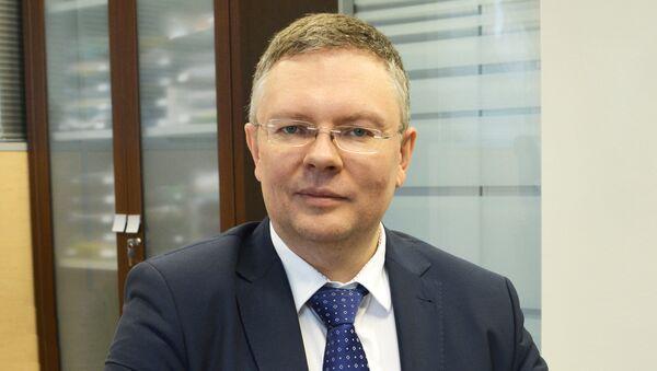 Заместитель генерального директора Высочайшего по экономике и финансам Сергей Гостев