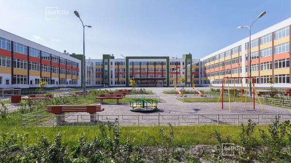 Setl City построил школу для жителей ЖК Солнечный город