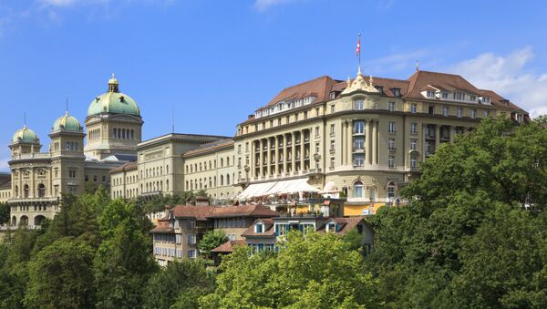 Швейцария. Архивное фото