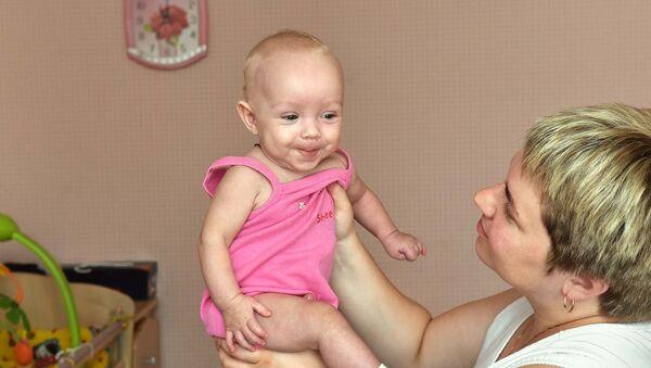 Даше Козловой нужна операция и внутривенное питание.
