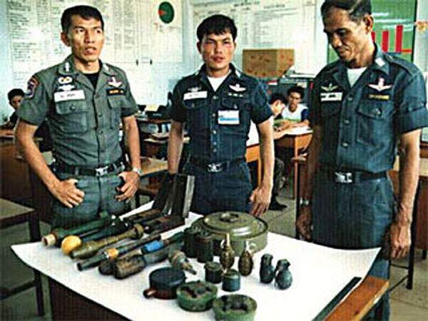 Таиландская полиция