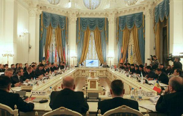 Заседание ЕврАзЭС. Архив